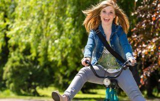 Kerékpáros közlekedésbiztonsági road-showt indított a K.O. Autós- és Motoros Iskola