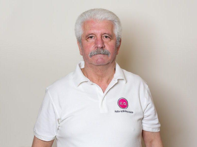 Molnár László - K.O. Autós-és Motoros Iskola